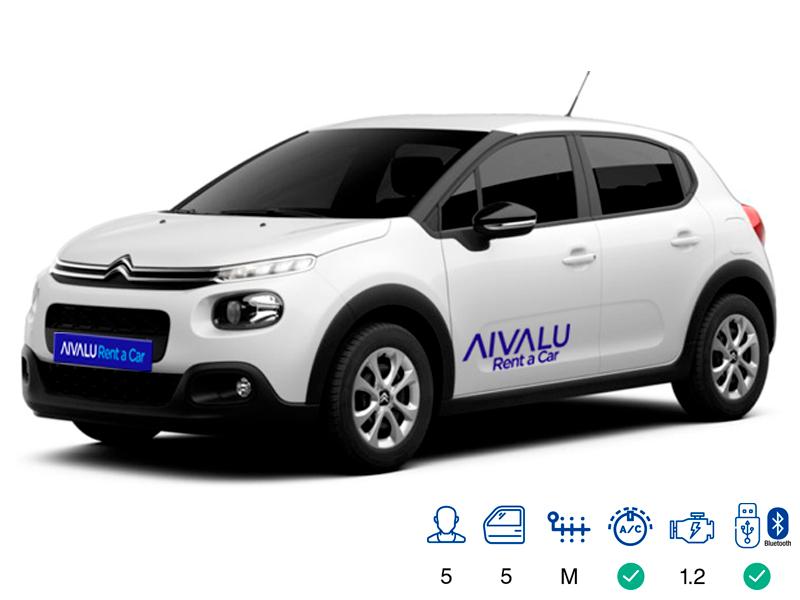 C3 Aivalu Rent a Car